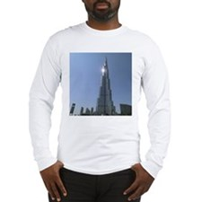 dubai in the sun Long Sleeve T-Shirt