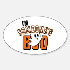 Im Someones Boo Ghost Halloween Decal