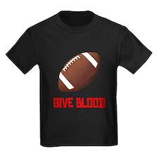 Football Give Blood T-Shirt