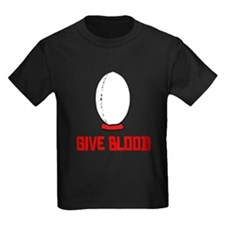 Rugby Give Blood T-Shirt