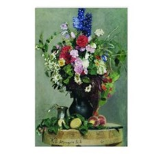 Ilya Repin - Bouquet of F Postcards (Package of 8)
