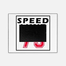 Speed Limit 75 Picture Frame