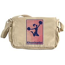 Cheerleader Girl Messenger Bag