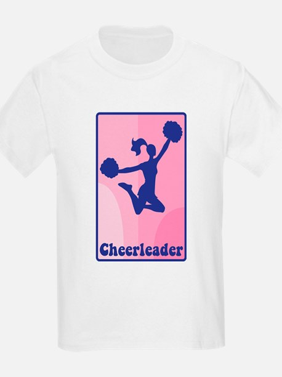Cheerleader Girl T-Shirt