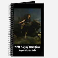 Nott Riding Hrimfaxi Journal
