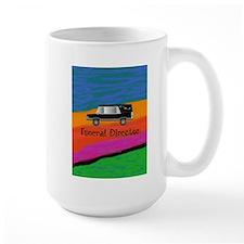 Funeral Director 2 Mugs