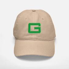 LETTER G Baseball Baseball Baseball Cap