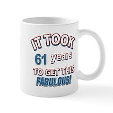 It took 61 years to get this fabulous Mug