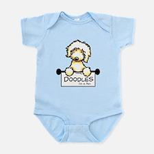 Labradoodle Fan Infant Bodysuit