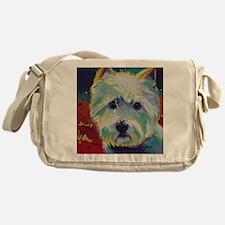 Cairn Terrier - Buddy Messenger Bag