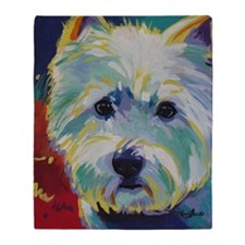Cairn Terrier - Buddy Throw Blanket