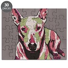 Bulll Terrier - Andromeda Puzzle