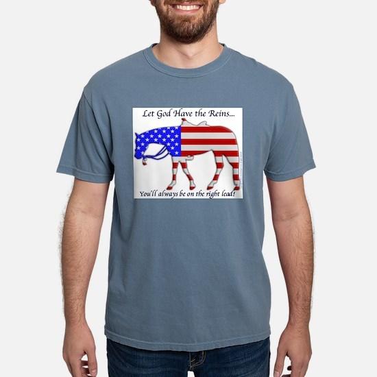 Let God have the Reins T-Shirt