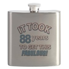 Took 88 years to look this fabulous Flask