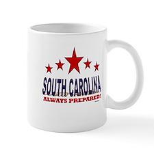 South Carolina Always Prepared Mug