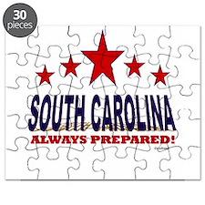 South Carolina Always Prepared Puzzle