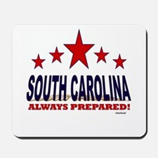 South Carolina Always Prepared Mousepad