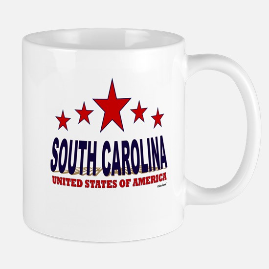 South Carolina U.S.A. Mug