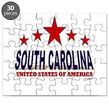 South Carolina U.S.A. Puzzle