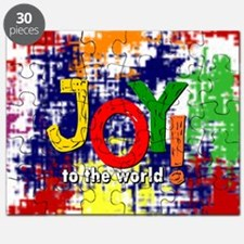 Joy to the World!  Puzzle