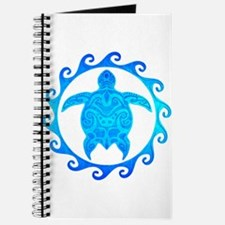 Ocean Blue Turtle Sun Journal
