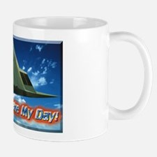 F-117 Stealth Fighter Mug