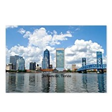 Jacksonville, Florida cit Postcards (Package of 8)