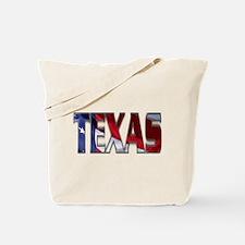 Patriotic Texas Tote Bag