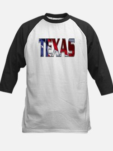 Patriotic Texas Baseball Jersey