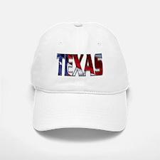 Patriotic Texas Baseball Baseball Baseball Cap