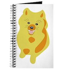 Red Blond Giner Pomeranian Puppy Journal
