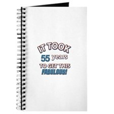 It took 55 years to get this fabulous Journal