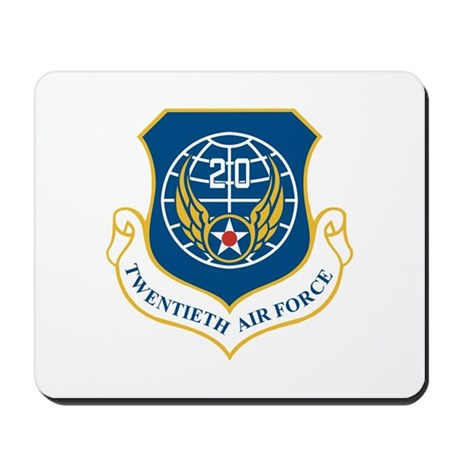 20th Air Force Mousepad