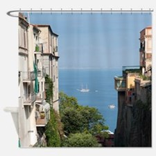 Sorrento Views Shower Curtain
