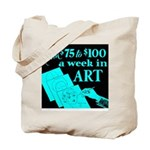 Happy Artists Tote Bag