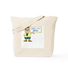 Dad of the Bride Tote Bag