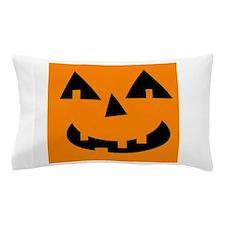 Cute Jack o lantern Pillow Case