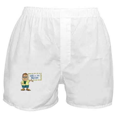 Casual Dad of the Groom Boxer Shorts