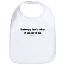 Entropy isn't what is used to Bib