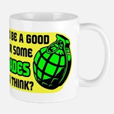 Good Time for Grenades Mug