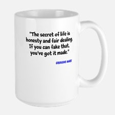 Life by Groucho Marx Mugs