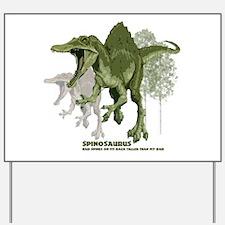 spinosaurus.jpg Yard Sign
