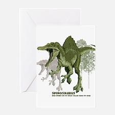 spinosaurus.jpg Greeting Card