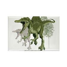 spinosaurus.jpg Rectangle Magnet