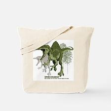 spinosaurus.jpg Tote Bag