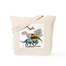 cretaceous.png Tote Bag