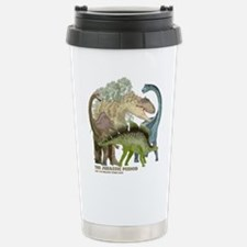 jurrassic.png Stainless Steel Travel Mug