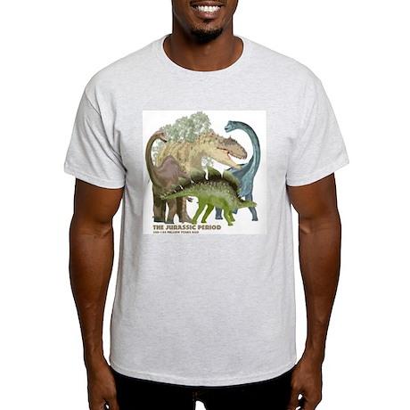 jurrassic.png Light T-Shirt