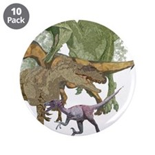 """theropods.jpg 3.5"""" Button (10 pack)"""