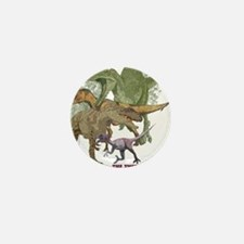 theropods.jpg Mini Button (10 pack)